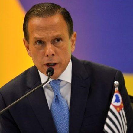 Se PM não tivesse chegado logo teria sido pior, diz Doria