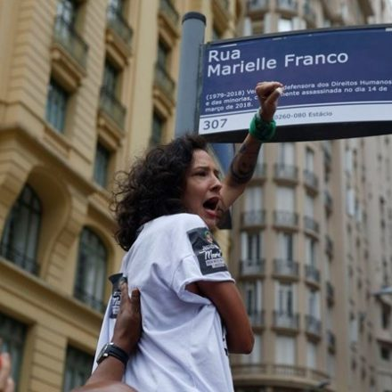'Quem mandou matar Marielle?', ainda questiona viúva