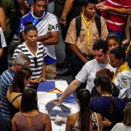 Massacre é notícia no Brasil e no mundo