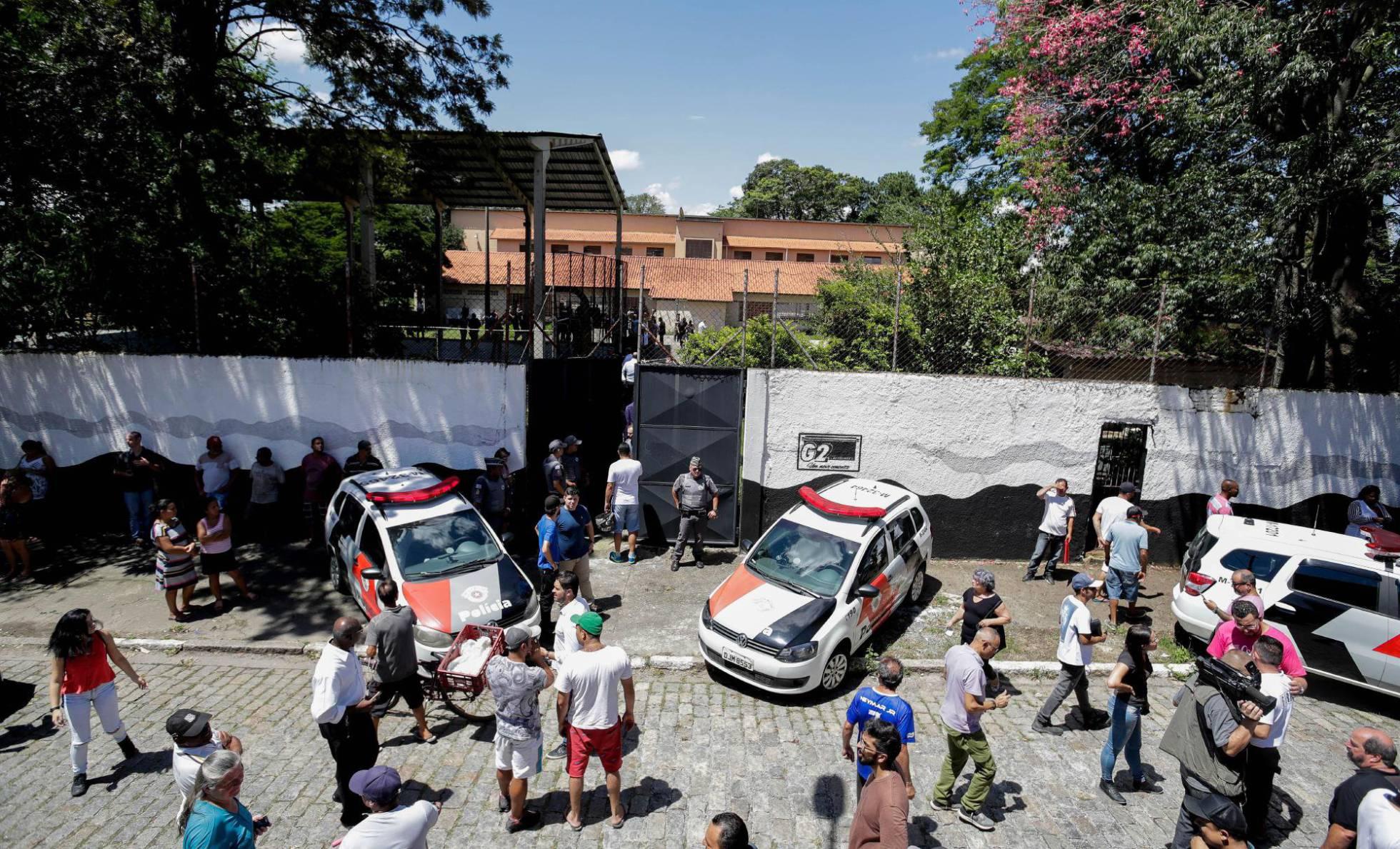 Polícia apura participação de terceira pessoa no atentado em Suzano
