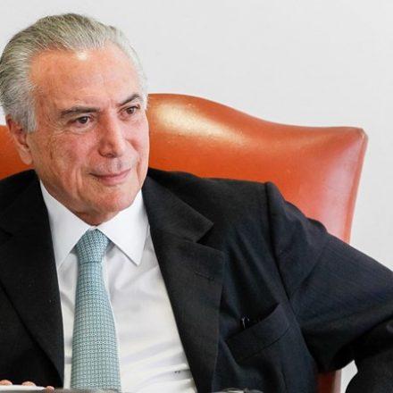 Ex-presidente Michel Temer é preso pela Polícia Federal