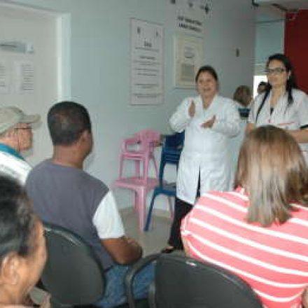 Poá tem palestras e orientações à população sobre a hipertensão