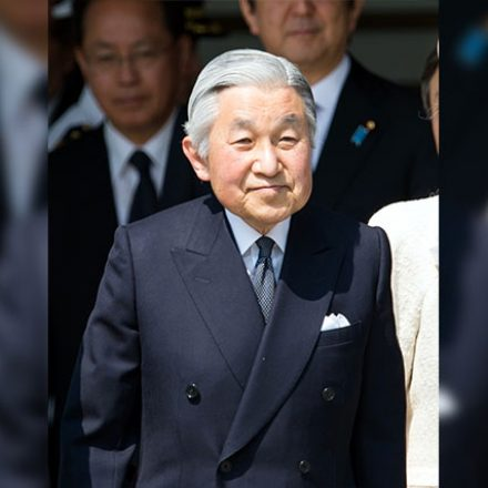 Imperador Akihito, do Japão, abdica do trono nesta terça-feira