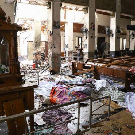 Sri Lanka responsabiliza grupo islamista local por atentados