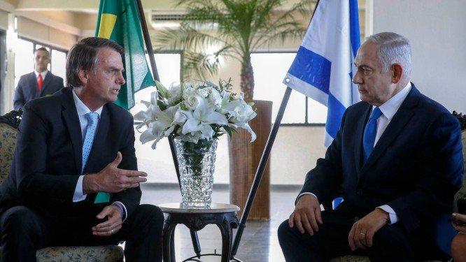 Embaixadores árabes pedem reunião com Bolsonaro após retorno de Israel