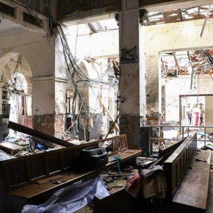 Igrejas católicas dos Sri Lanka permanecerão fechadas por segurança