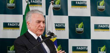 MPF ratifica denúncia contra Temer na primeira instância
