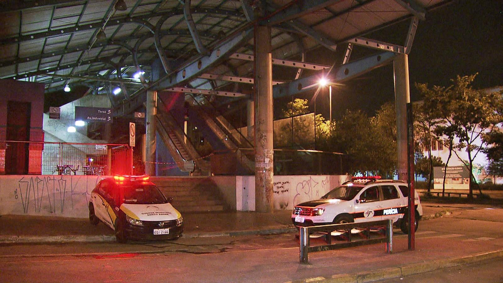 Polícia prende morador de rua que matou colega queimado em rodoviária de Santo André