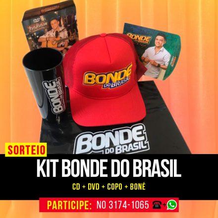kit Bonde do Brasil
