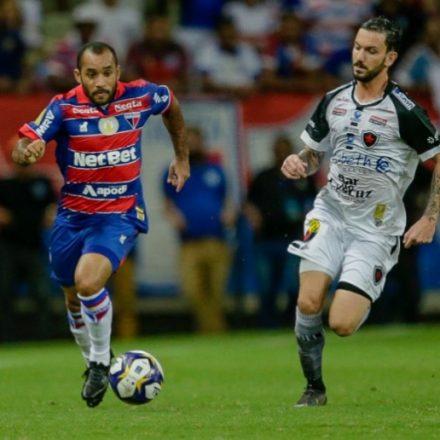 Definido árbitro da decisão da Copa do Nordeste entre Botafogo-PB e Fortaleza