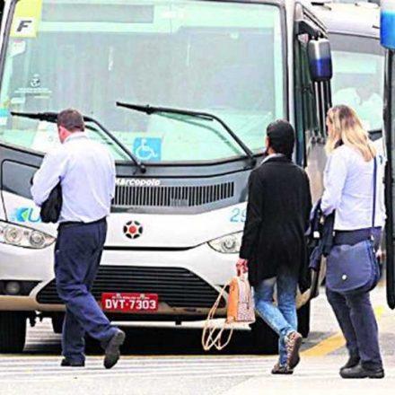 Trabalhadores do transporte fretado aceitam proposta de reajuste salarial