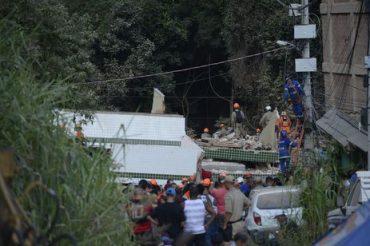 No RJ, polícia prende envolvido no desabamento de prédio na Muzema