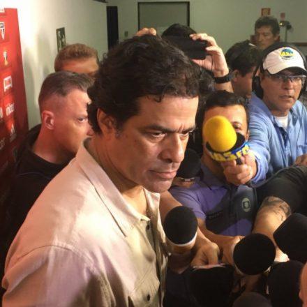 Raí diz que São Paulo tem de brigar pelo título do Brasileirão