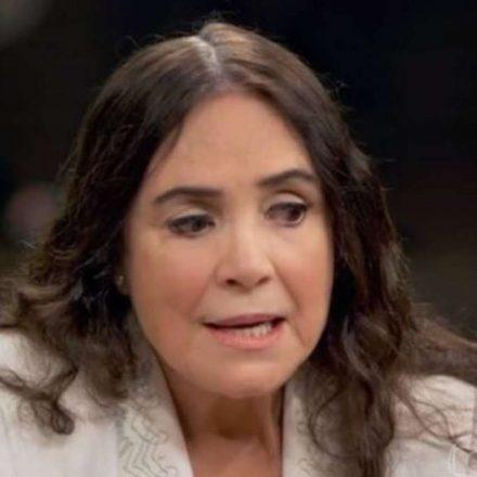 Agora sou chamada de fascista, desabafa Regina Duarte