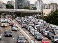 Proibição de motos na pista expressa da Marginal Pinheiros começará amanhã