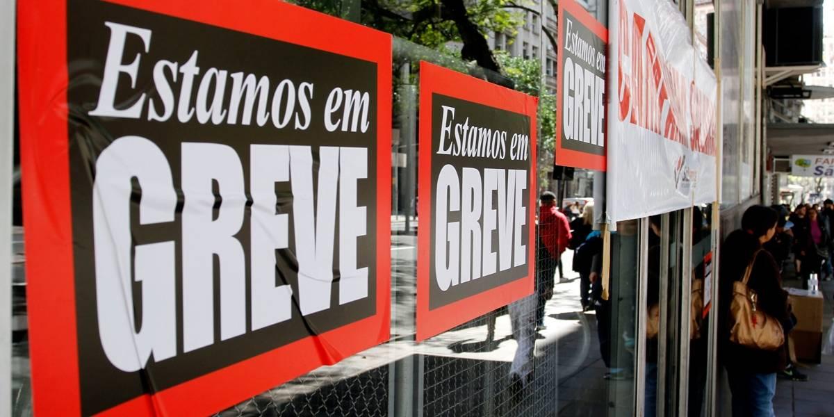 Greve Geral: Bancários confirmam paralisação na sexta-feira