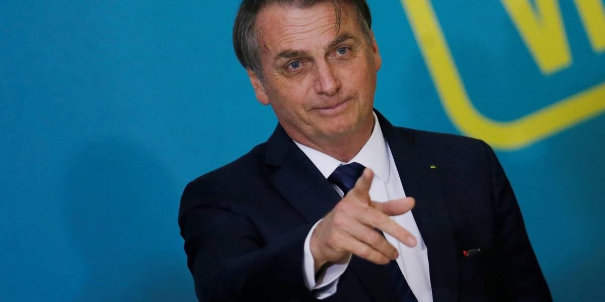 Bolsonaro pede cobrança sobre Senadores para a manutenção do decreto de armas