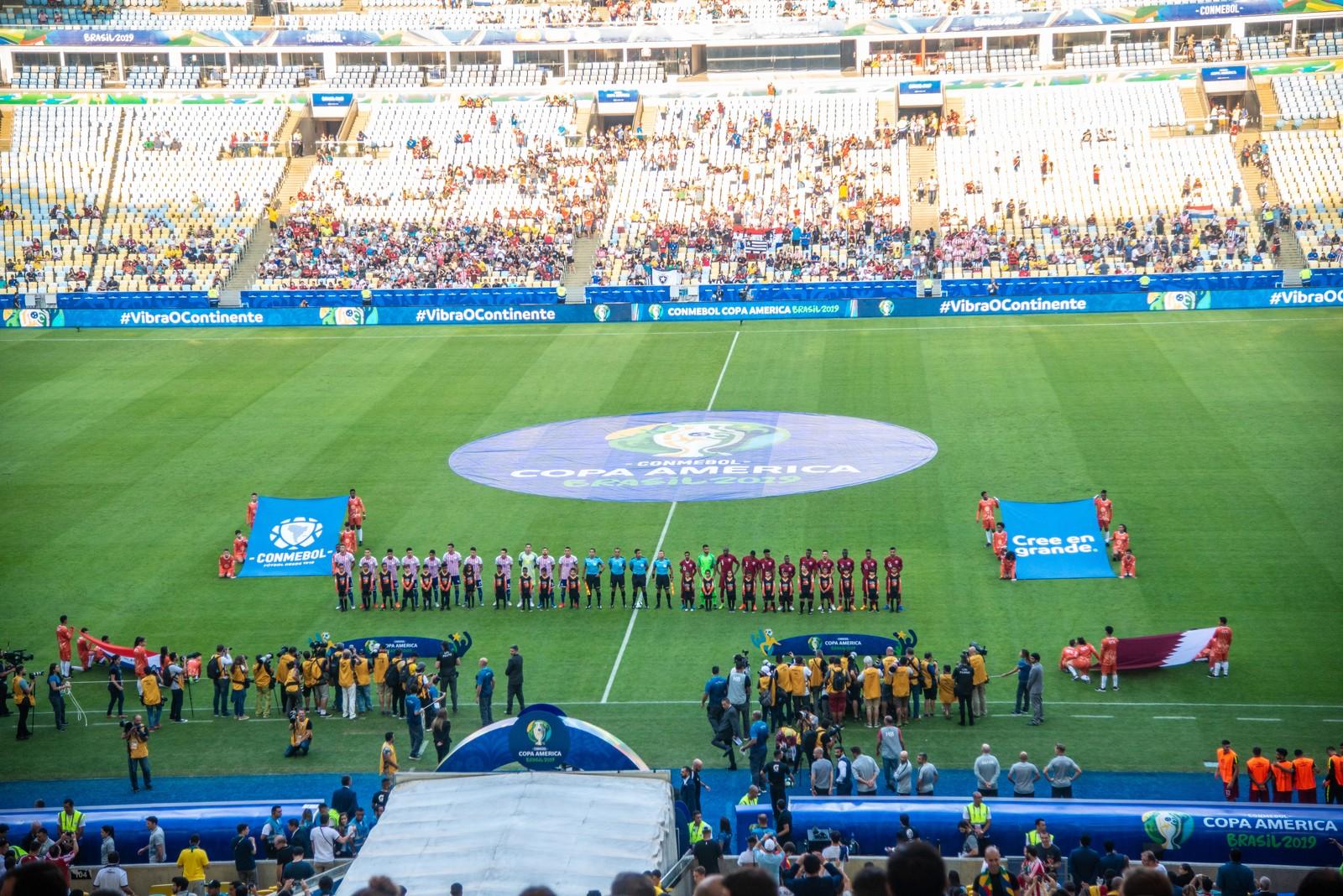 Fracasso de público: venda de ingressos abre primeira crise na Copa América