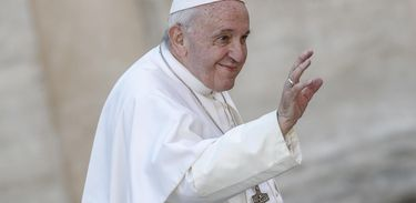 Papa Francisco vai visitar o Japão em novembro