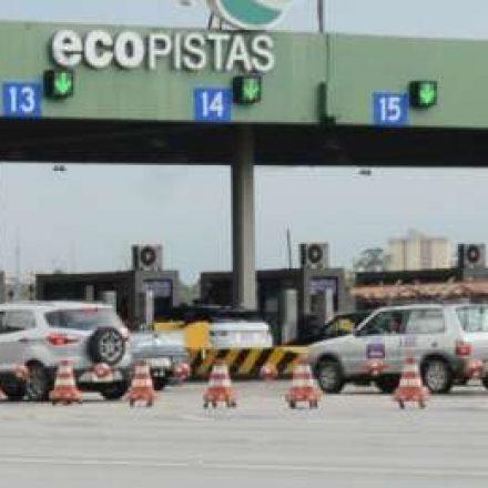 Mais de 18 mil motoristas 'furam' pedágios e passam sem pagar no Alto Tietê