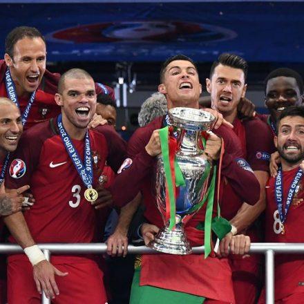 Portugal sobe para 5º no ranking da Fifa; Brasil segue em 3º