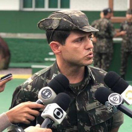 Militares brasileiros embarcam para missão de paz em nação africana