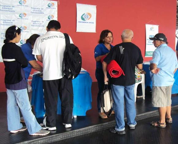 Técnicos do INSS esclarecerão dúvidas na Estação Santo Amaro, da CPTM