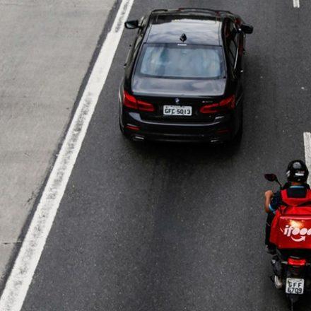 Motoboys terão que fazer curso na CET para fazer entregas em São Paulo
