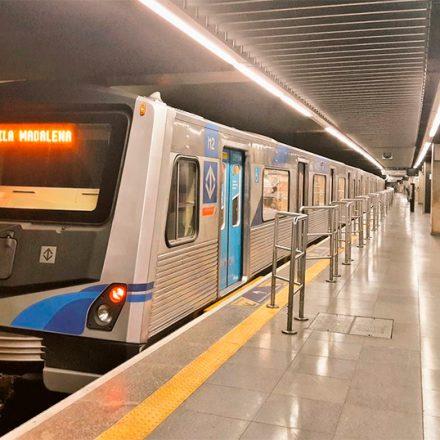 Metrô terá Operação Diferenciada no final de semana e no feriado