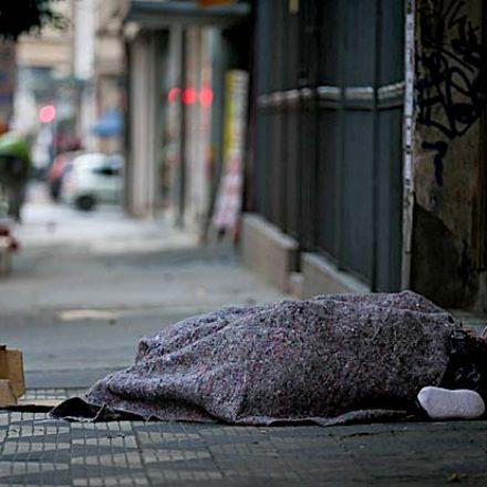 Três moradores de rua morrem em SP