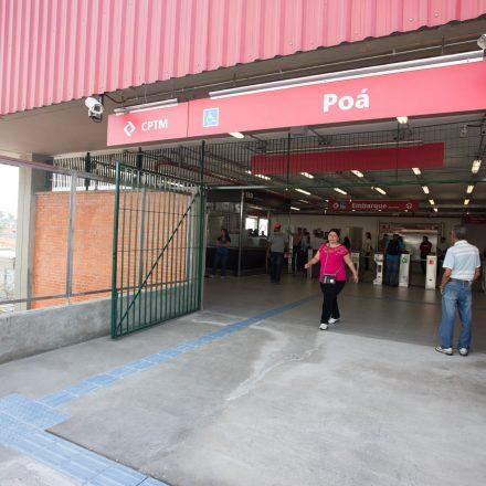 Estação Poá terá exames gratuitos de Hepatite C, hoje