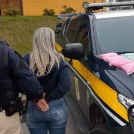 Garota de 18 anos é presa no interior de SP com 16 mil comprimidos de ecstasy