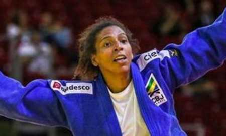 Rafaela Silva é bicampeã do Grand Prix de Budapeste de Judô