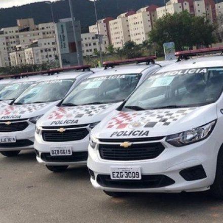 Governo muda cor dos carros da Polícia Militar em São Paulo