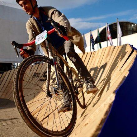 Festival vai oferecer aos visitantes a experiência de pedalar vários tipos de bikes em SP.