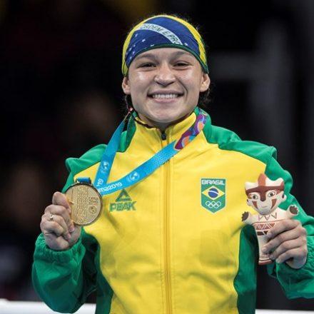 Beatriz Ferreira conquista o 15º ouro do Brasil