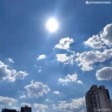 Previsão do Tempo: São Paulo chega a 32ºC neste sábado.