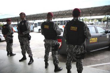 Ministério da Justiça autoriza uso da Força Nacional em cinco estados.