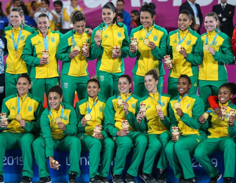 Brasil confirma melhor campanha em Jogos Pan-Americanos.