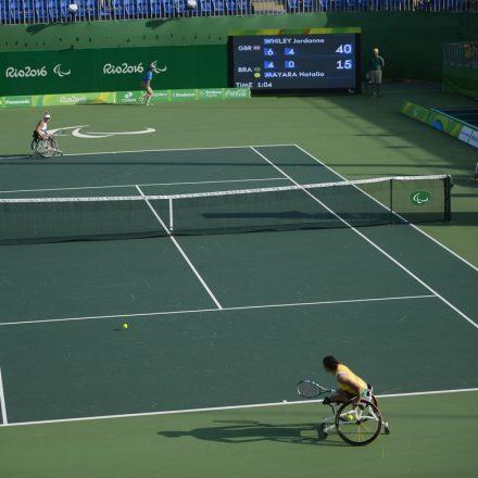 Parapan de Lima: ouro no tênis em cadeira de rodas dá vaga para Tóquio.