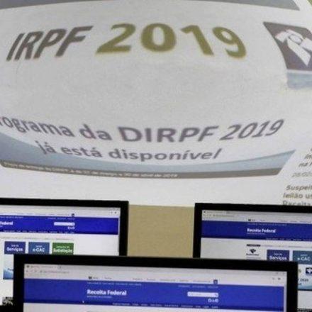 Receita liberou consulta ao 4º lote do Imposto de Renda nesta segunda