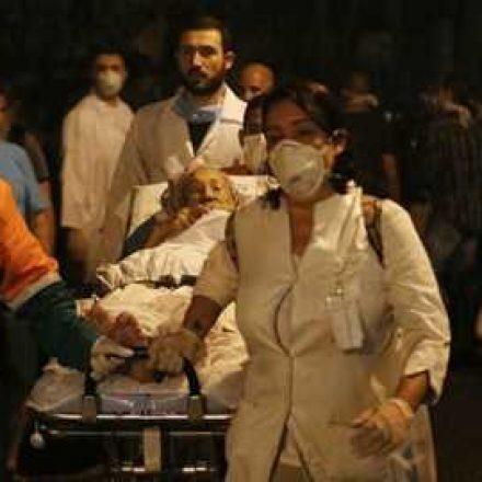 Sobe para 14 o número de mortos após o incêndio no Hospital Badim