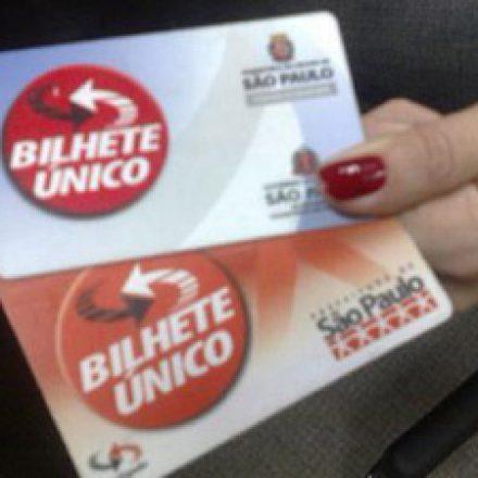 Total de bilhetes únicos anulados pela SPTrans sobe 54%