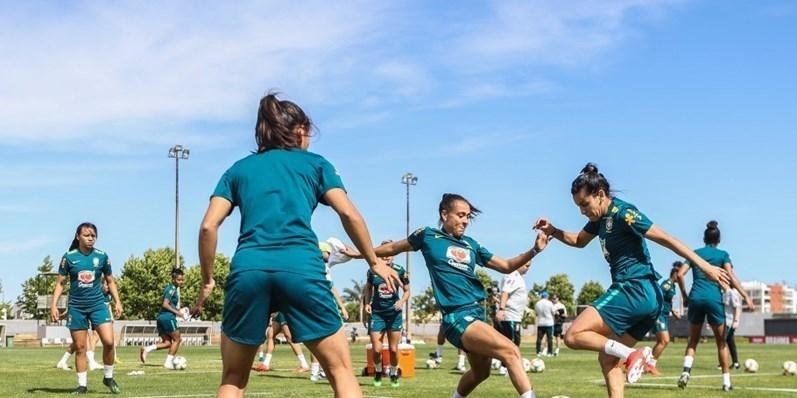 Brasil está entre 8 candidatos a sediar Copa do Mundo de Futebol Feminino, em 2023