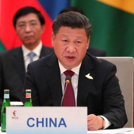 Mourão diz que presidente chinês virá ao Brasil em novembro