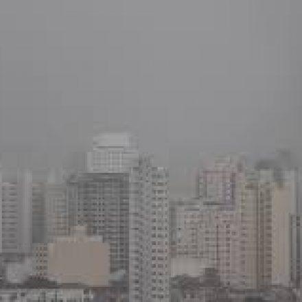 Previsão do tempo: Chuva persiste nesta segunda-feira em São Paulo.