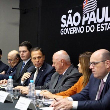 Doria diz que discurso de Bolsonaro foi 'inadequado e inoportuno'