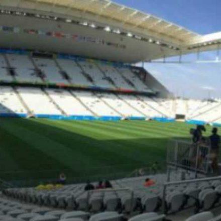 Serasa informa à Justiça que incluiu Arena Corinthians em sua lista de devedores