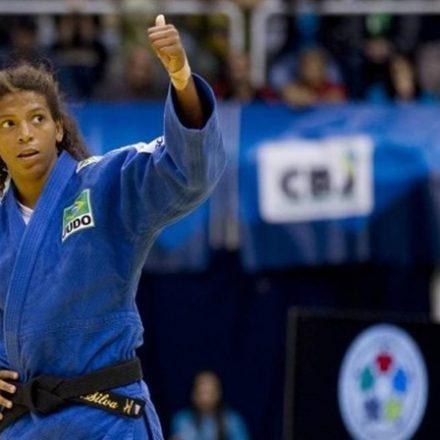 Rafaela Silva é pega em exame antidoping
