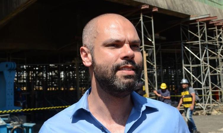 Bruno Covas será internado nesta quarta para 8ª sessão de quimioterapia
